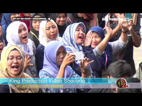 Bertahan - Five Minutes   Art Day SMA N 1 Sukagumiwang