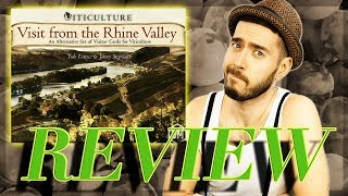 Review - Viticulture: Visit from the Rhine Valley expansion from Stonemaier Games