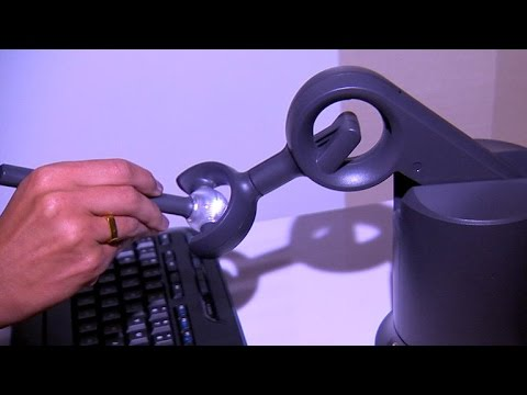 Design 3D objects, play games with the Touch 3D haptic stylus