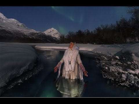 Calling The Aurora  Northern Lights