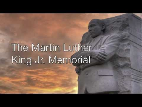 Martin Luther King Jr. Memorial Timelapse and Photos