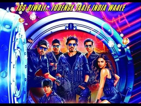 """Most Awaited Trailer Of the Year SRK's """"Happy New Year"""" - Bollywood News Mp3"""