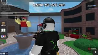 ROBLOX Murder Mystery 2 - Lloyd564