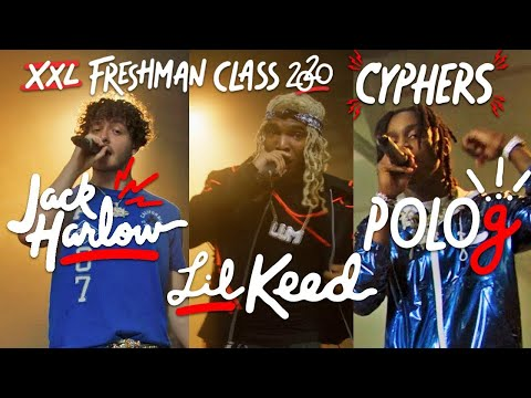Polo G, Jack Harlow and Lil Keed's 2020 XXL Freshman Cypher [INSTRUMENTAL]