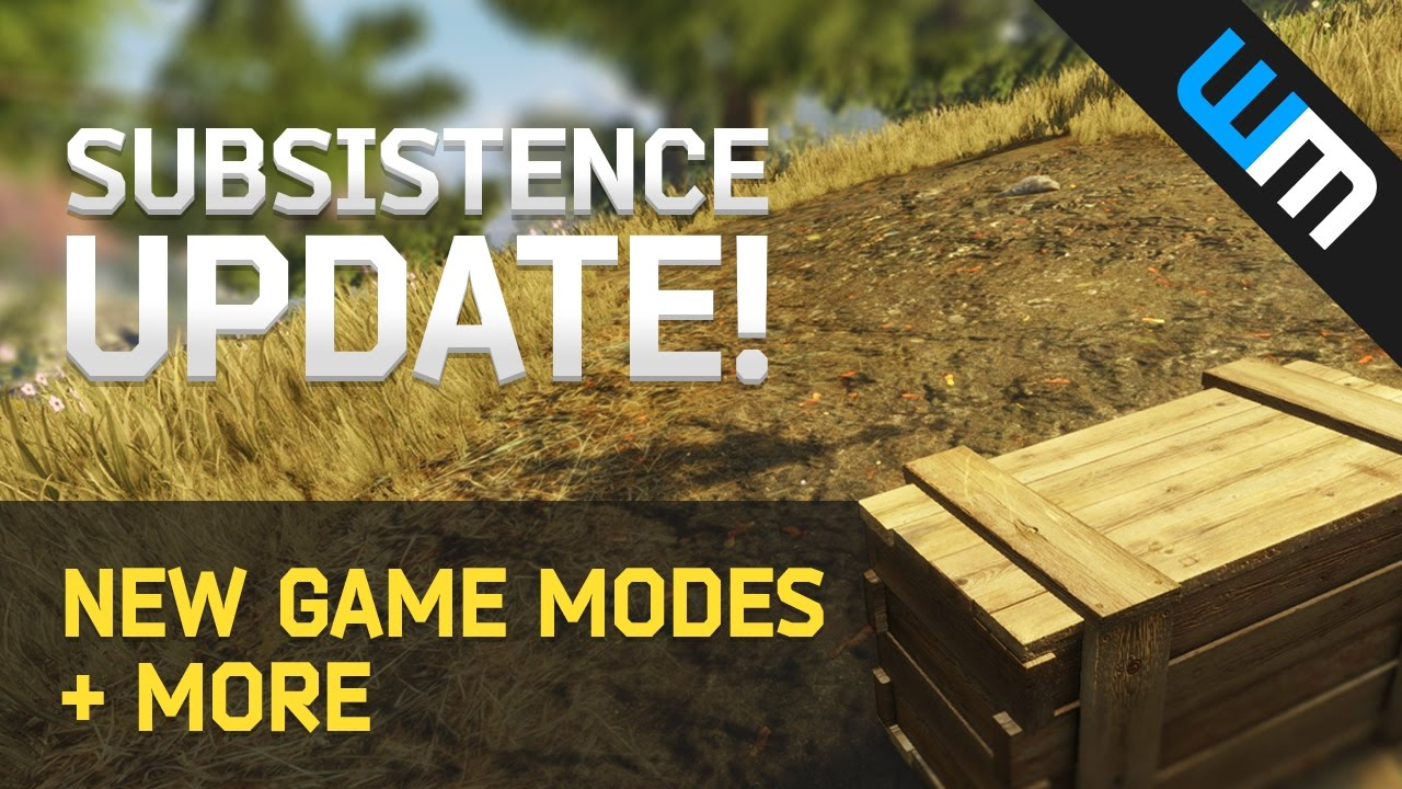 <b>Subsistence</b> Update - New <b>Game</b> Modes and More! - YouTube