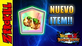 NUEVO ITEM OP DESTROZA EVENTOS - DRAGON BALL Z DOKKAN BATTLE ESPAÑOL