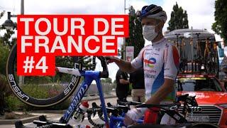 21.06.29 En immersion avec le Team TotalEnergies - Tour de France #4
