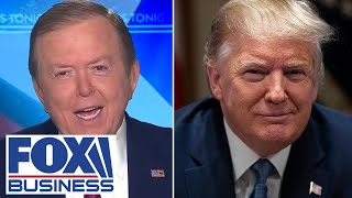 Trump goes one-on-one with Lou Dobbs   EXCLUSIVE INTERVIEW