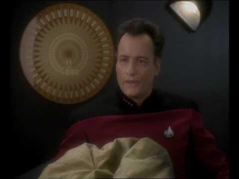 Q Arrives on DS9 | Star Trek: Deep Space Nine - Q-Less