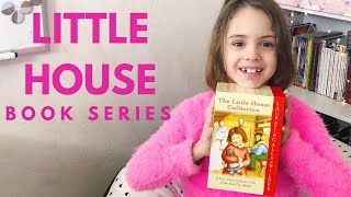 Seven year old reviews The Little House on the Prairie series