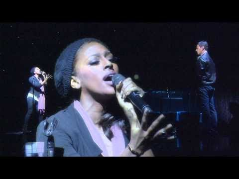 Alexandra Burke | I Have Nothing | The Bodyguard Musical