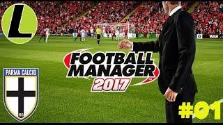 FOOTBALL MANAGER 2017 - Presentazione e novità - #01 - GAMEPLAY - ITA - LOLLO