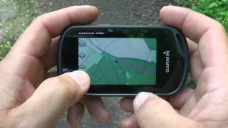 видео Портативный GPS навигатор Garmin Montana 650 ¦ Нави-С