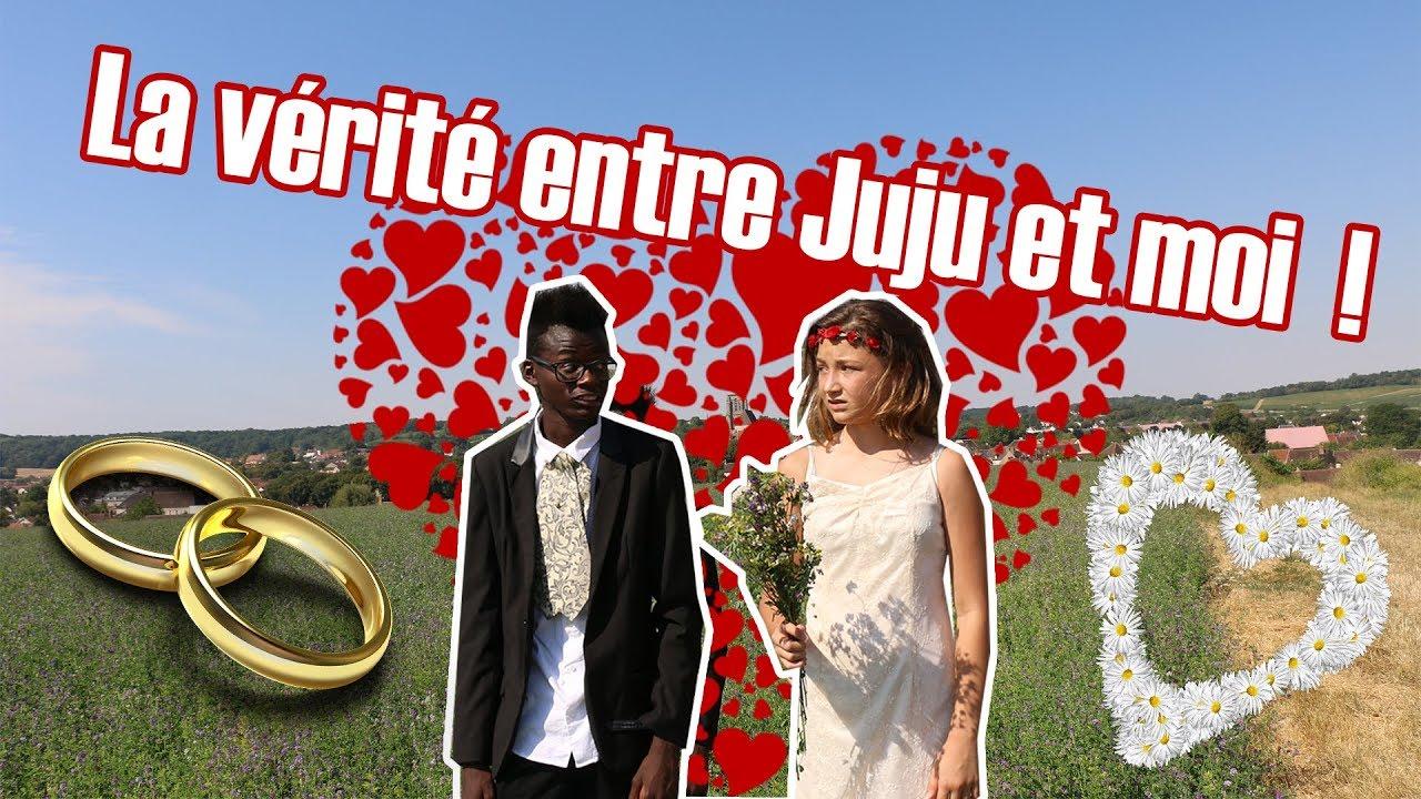 La vérité entre Juju et Moi ! (feat Juju Def) // Satine Walle