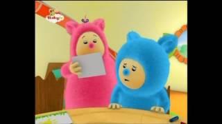 BabyTV Billy and Bam Bam drawing english