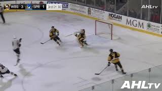 Tristan Jarry scores first Goalie Goal in Penguins History (11/14/18)