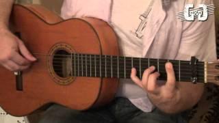 Испанская гитара фламенко. Vicente Amigo - Roma. Разбор