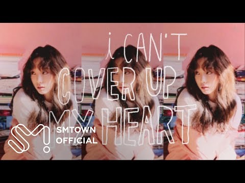 Free Download Taeyeon 태연 'cover Up' Lyric Video Mp3 dan Mp4
