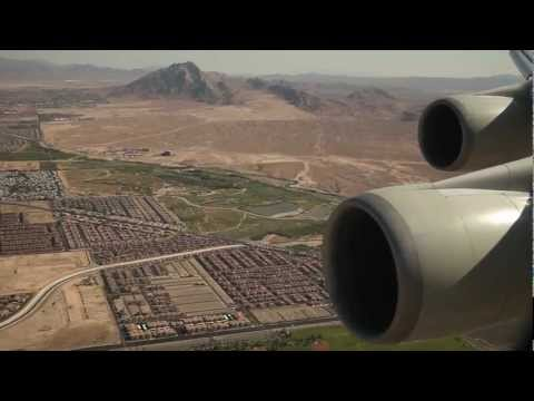 LAS VEGAS - Flight time