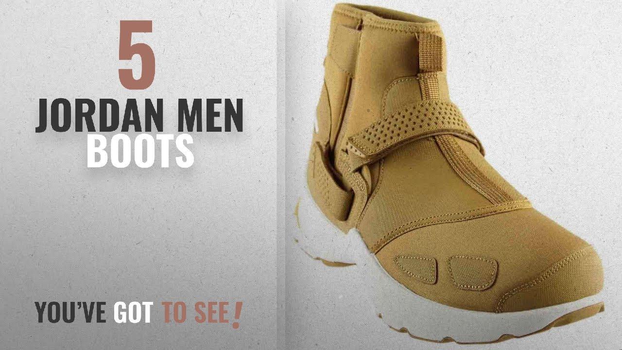 acebbe52d3fb1 Top 10 Jordan Men Boots [ Winter 2018 ]: Jordan Nike Men's Trunner LX High