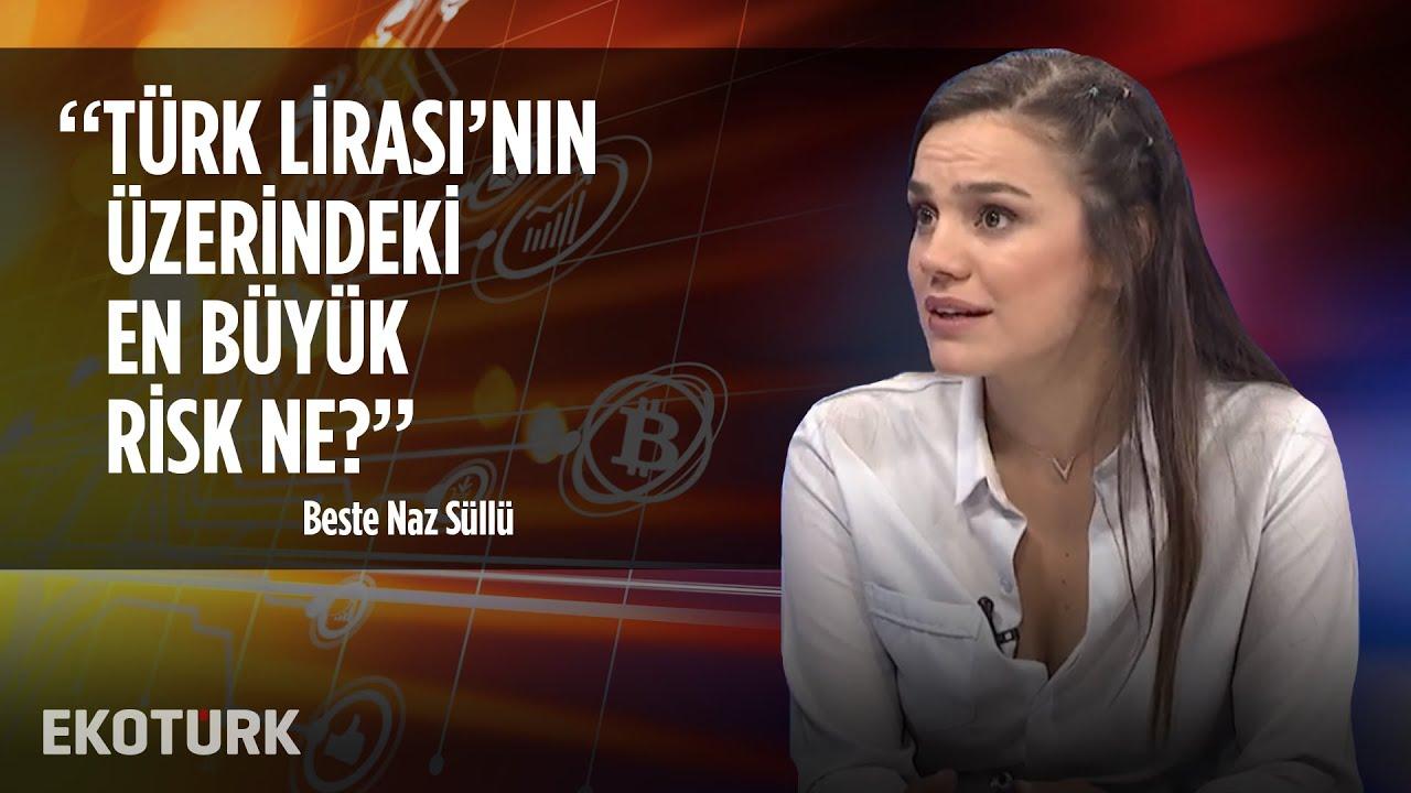 Dolar/TL Ne Olursa Yükselişe Geçer? | Beste Naz Süllü | (07.08.2019)