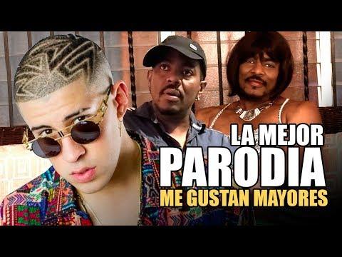 Becky G, Bad Bunny - Mayores (Official Video) (La Parodia)
