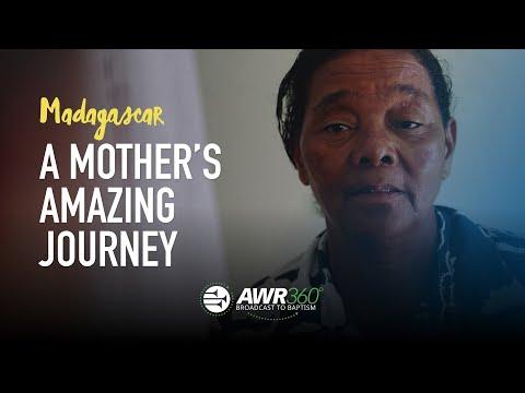 AWR360° Madagascar - Mama Cisit's Long Walk
