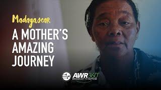 video thumbnail for AWR360° Madagascar – Mama Cisit's Long Walk