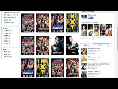 How to download from dabang pk