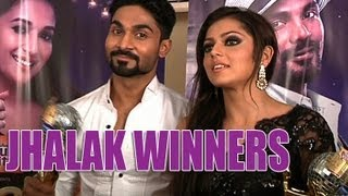 Drashti and Salman Wins Jhalak Dikhhla Jaa Season 6
