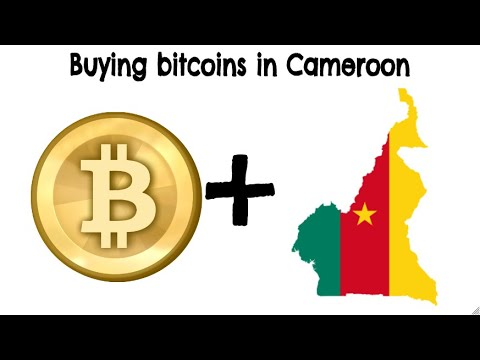 HOW TO BUY BITCOIN IN CAMEROON?