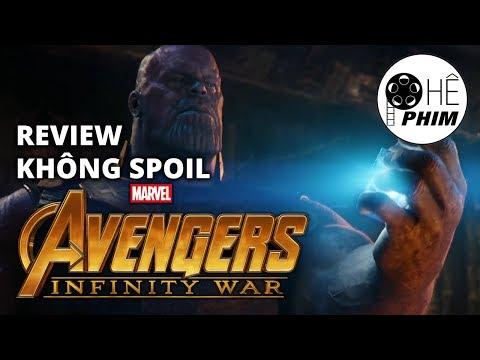 Review không spoil - AVENGERS: INFINITY WAR (Cuộc chiến vô cực) thumbnail