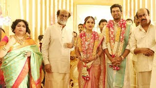 Soundarya Rajinikanth And Vishagan Vanangamudi's Wedding Video | NTV