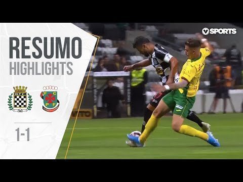 Highlights   Resumo: Boavista 1-1 Paços De Ferreira (Liga 19/20 #3)