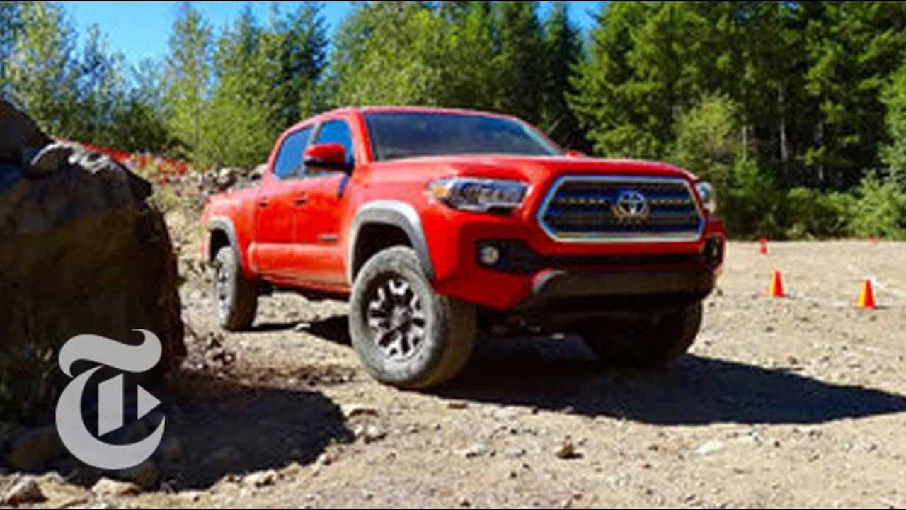 2016 Toyota Tacoma Trd Off Road Driven Car Review The New York Times