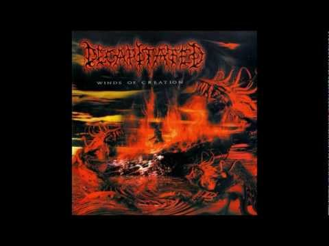 Decapitated - Winds of Creation (HQ)