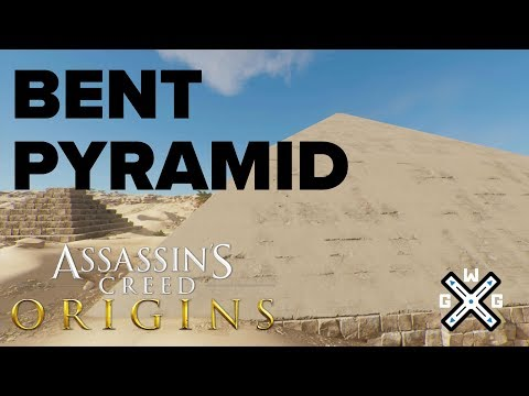 Breaking Into The Bent Pyramid of Sneferu - Assassin's Creed Origins
