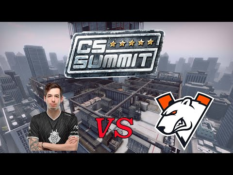CS:GO POV - KennyS (G2)(20-6) vs Virtus.Pro / vertigo / cs_summit5