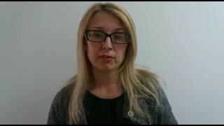 Впечатление Натальи Дмитриевны - участницы курсов