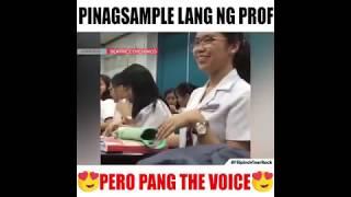 VIRAL FILIPINO AMATEUR SINGERS!!!!