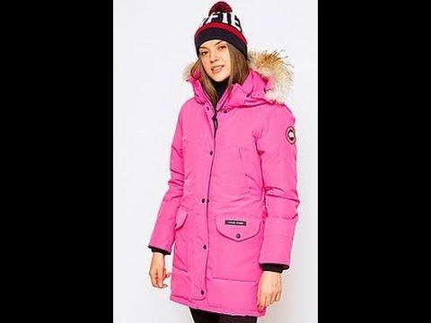 Canada Goose jackets sale shop - Canada Goose Trillium Parka video - YouTube