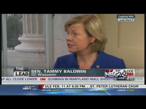 Senator Tammy Baldwin Weighs in on Sochi Security Concerns