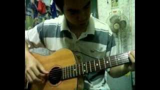 Đường chúng ta đi - Acoustics cover by Hoàng Anh Nguyễn