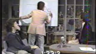 Al Franken on Letterman