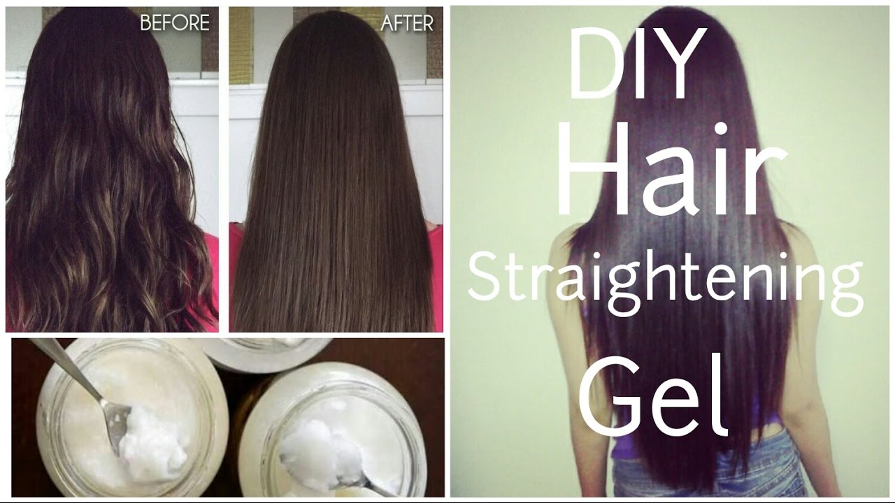 Homemade hair straightening gel with all natural ingredients silk homemade hair straightening gel with all natural ingredients silk shiny hair solutioingenieria Images