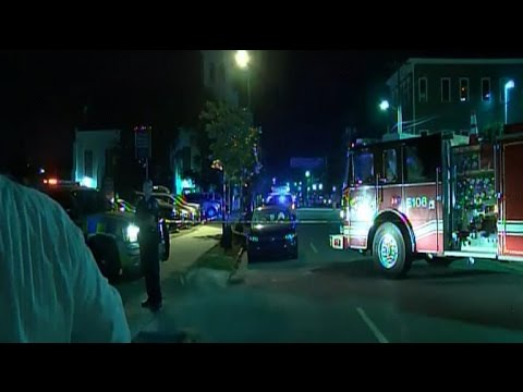 Shooting reported in Charleston church