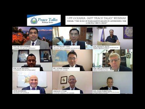 UPF PEACE TALKS IAPP OCEANIA