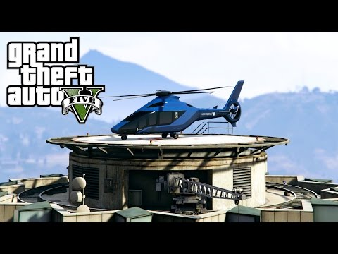 HOW TO GET YOUR OFFICE A HELICOPTER? | VOLATUS SHOWCASE | FINANCE AND FELONY | GTA V