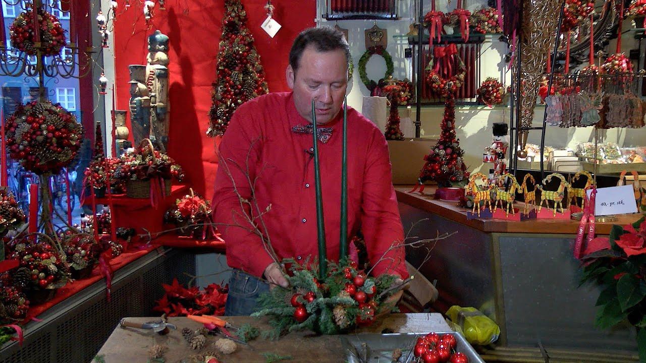 Bjarne Als: Sådan laver du en juledekoration