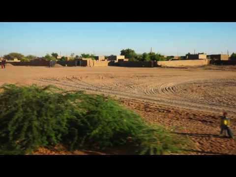 Khartoum to Shendi on the Nile Train